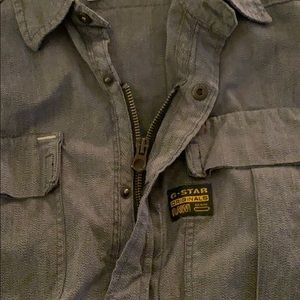 G-Star Shirts - Men's G Star RAW Button Up size XL